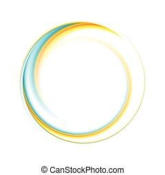 logo, forme, vecteur, coloré
