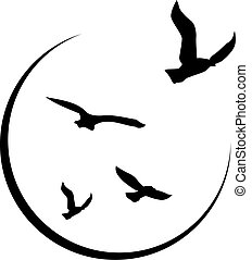 logo, frihed