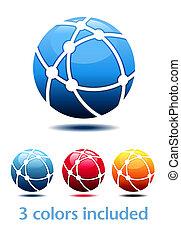 logo, geschaeftswelt