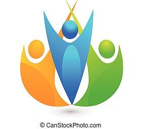 logo, glade, folk