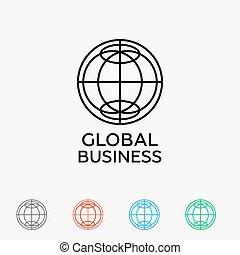 Logo: Global Business