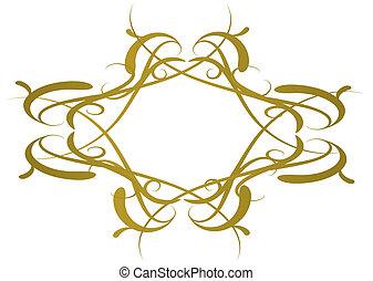 logo, gotyk