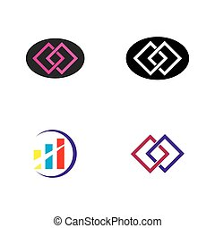logo, handlowy finansują
