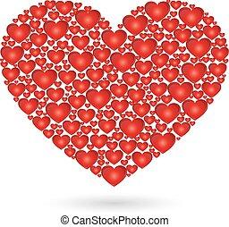 Logo, Herzen, Herz