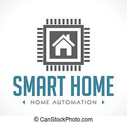 Logo - Home automation