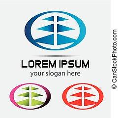Logo Icon design element template