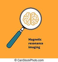 Logo, icon MRI