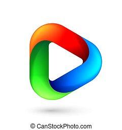 logo, jeu