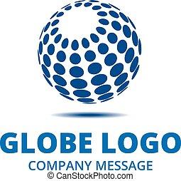 logo, klot