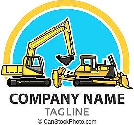 logo, konstruktion