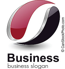 logo  - Logo design for business, vector.