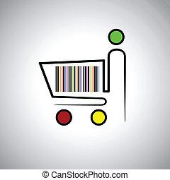 logo, markt