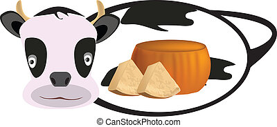 logo of cheese