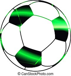 Logo of football