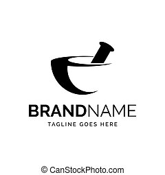 logo of medicine bowl