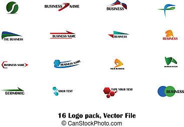 Logo pack, Vector File