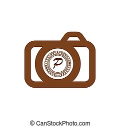 logo., photographie