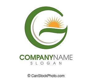 logo, pictogram, zon
