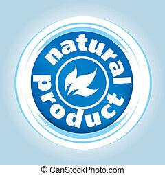 logo, produkt, marke, natures