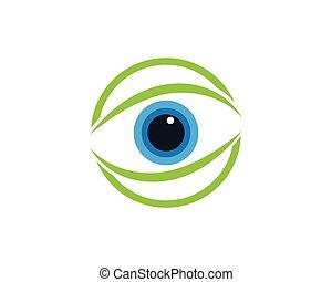 logo, przypatrywać się troska