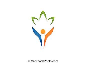 logo, services médicaux