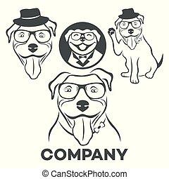 logo, setzen haussespekulant