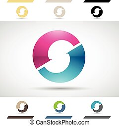 Logo Shapes and Icons of Letter O