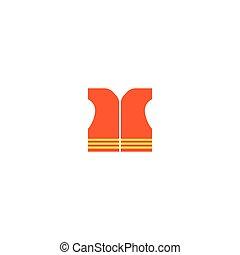 logo, sicherheit, vektor, schablone