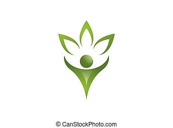 logo, sundhed omsorg