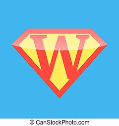 Logo Super Hero