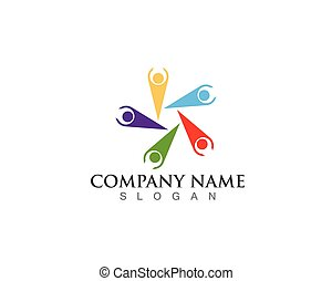 logo, symbole, communauté