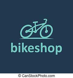logo template bikeshop