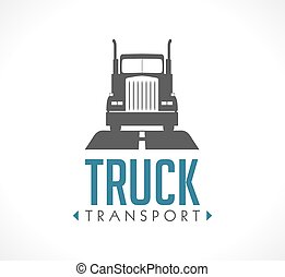 Logo - Truck transport