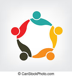 Logo Vector Family Group 5
