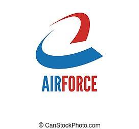 logo, zwingen, luft