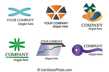 logos - Fill with logos for your company name