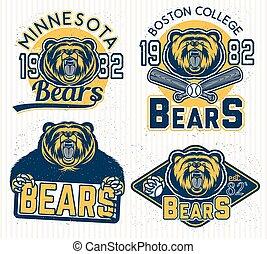 Logos for sport.