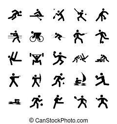 logos, lekkoatletyka