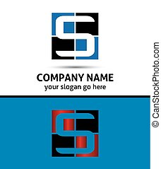logotipo, 5, número