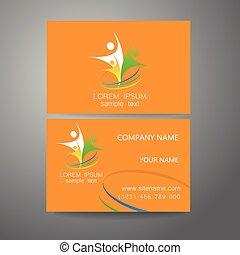 logotipo, companhia, identidade, modelo, equipe