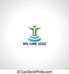 logotipo, concetto