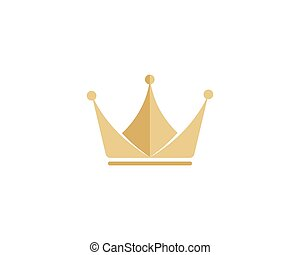logotipo, coroa