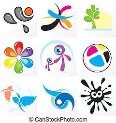 logotipo, diseño, #2