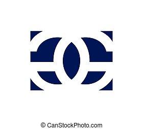 logotipo, disegno, g