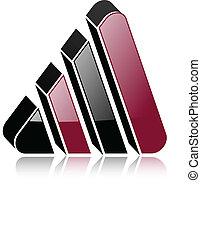 logotipo, disegno