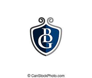 logotipo, escudo