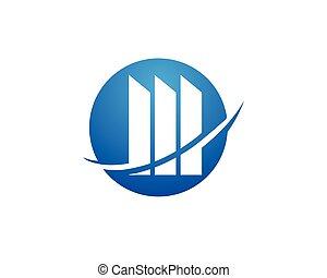 logotipo, finanzas del negocio