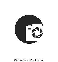 logotipo, fotografia, disegno
