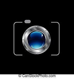 logotipo, fotografia