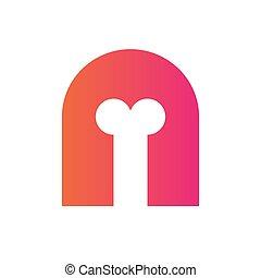 logotipo, ilustración, plantilla, diseño, simple, vector,...